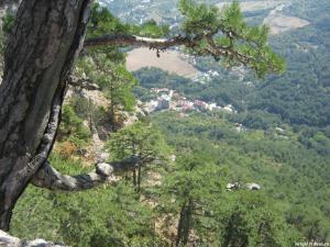 Красивый вид с гор (2)