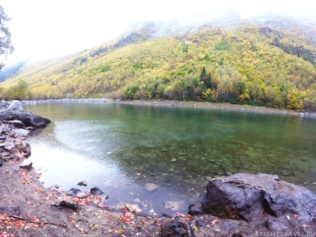 Второе бадукское озеро I