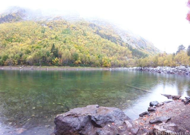 Второе бадукское озеро II