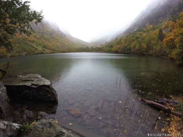 Третье бадукское озеро