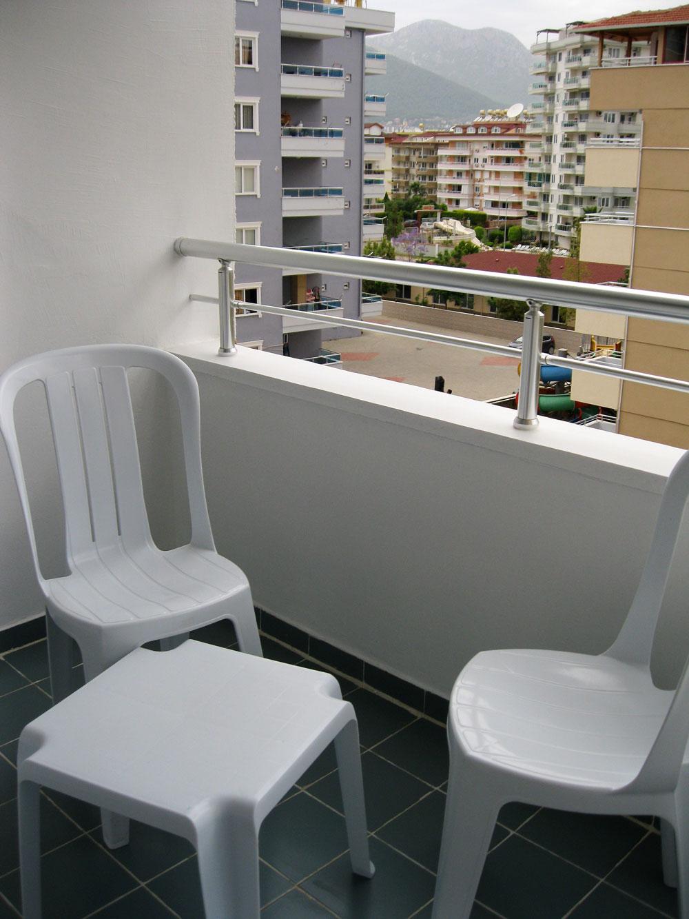 Balkon Saritas