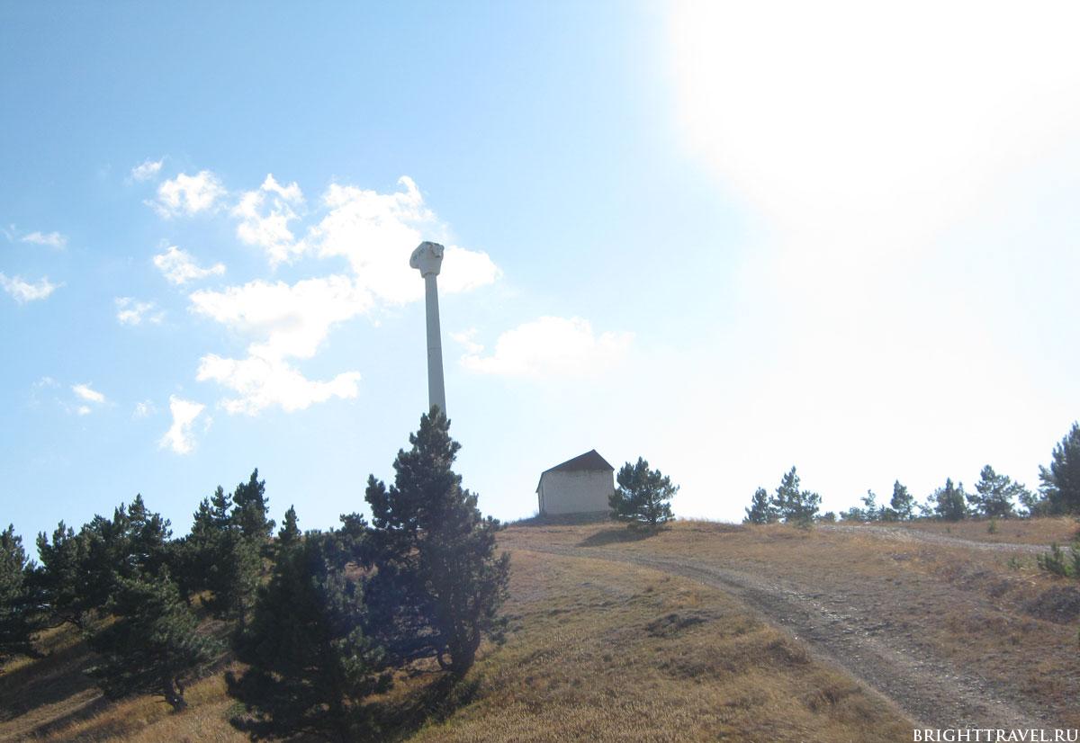 На плато Ай-Петри